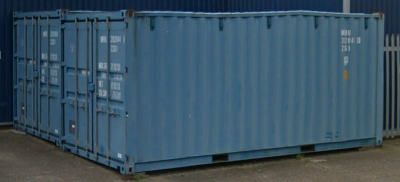 Container storage
